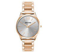 Damen-Armbanduhr XS Analog Quarz Edelstahl JGS2561B