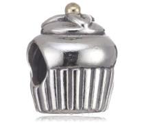 Damen-Bead  Sterling-Silber 925 MuffinTörtchen KASI 79417