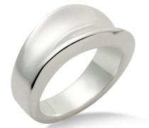 Damen-Ring 925 Sterling-Silber teilweise matt MSM047RR