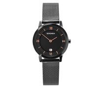 Damen-Armbanduhr Analog Edelstahl Grau 2244.27