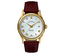Herren-Armbanduhr WALLSTREET Analog Automatik Leder 20002.2512