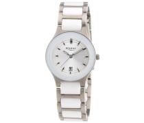 Regent Damen-Armbanduhr XS Analog Quarz Titan 12290395
