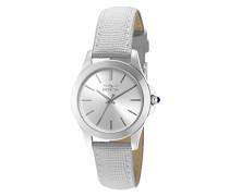 Damen-Armbanduhr XS Analog Quarz Leder 15147