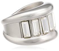 Damen-Ring Edelstahl Kristall Swarovski 336215