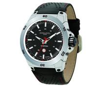 Herren Armbanduhren Analog Quarz Edelstahl JG7800-11