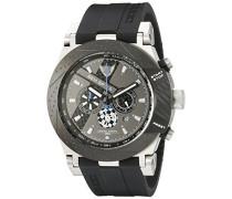 Herren-Armbanduhr XL Ben Spies Limited Edition Chronograph Silikon JG6700-11