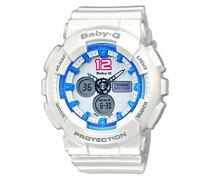 Baby-G Damen Armbanduhr BA-120-7BER