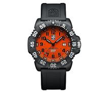 Scott Cassell FastStrap UVP Herren-Armbanduhr Analog Quarz Plastik - XS.3059.SET.BOXED