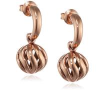 Damen-Ohrhänger Edelstahl, rosegold - 431068G0