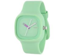 Unisex Armbanduhr Analog Automatik Analog Quarz Kunststoff grün (AL10024 oder Armband
