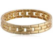 Classics Gold Tone Verbindung Armband