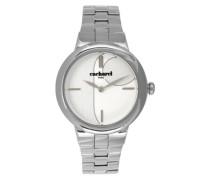Cacharel Damen-Armbanduhr Analog Quarz Edelstahl CLD 003-BM