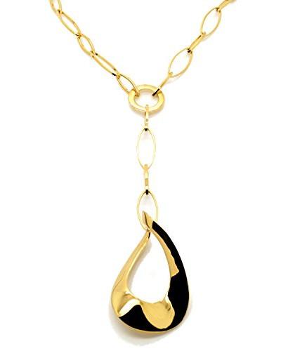 Damen-Halsband Vergoldet MN-2040
