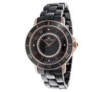 Damen-Armbanduhr Analog Quarz Premium Keramik Diamanten - STM13G423