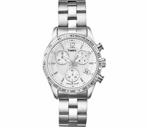 Damen-Armbanduhr Woman Chronograph Chronograph Quarz T2P059D7