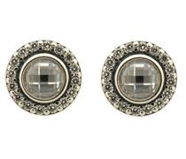 Damen-Ohrstecker 925 Sterling Silber Zirkonia weiß 290553CZ