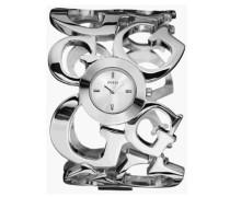 Damen-Armbanduhr Analog Quarz Edelstahl W15063L1