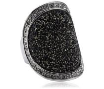 Dyrberg/Kern Damen-Ring Messing Carly IIII ss grey Gr. 60 (19.1) 334530