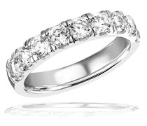 Damen - Memoir - Ringe Zirkonia Ringgröße 52 (16.6) - Me R7064S52