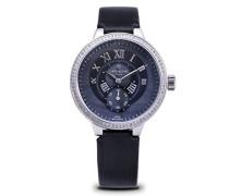 Italy - Damen -Armbanduhr OLA0675L/SS/NR/NR