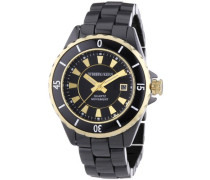 Damen-Armbanduhr XS Oceamica Analog Quarz Keramik TF 10171