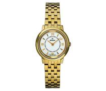 Damen-Armbanduhr 3708.1112 Analog Gold 3708.1112