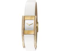 Damen-Armbanduhr Lacey Spark Analog Quarz Leder
