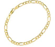 Herren-Armband 9 Karat (375) Gelbgold 220 mm UFF130 8.5
