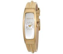 Damen-Armbanduhr Analog Quarz Leder SPE1612-0002
