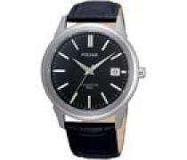 Uhren Herren-Armbanduhr XL Modern Analog Leder PXHA19X1