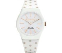 Unisex Erwachsene-Armbanduhr SYG166WRG
