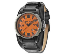Police Jersey Herren-Armbanduhr Analog Quarz Leder - PL.94202AEU/17