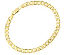 Herren-Armband 9 Karat (375) Gelbgold 21 cm  8.5