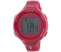 Puma Damen-Armbanduhr XL Step Digital Quarz Plastik PU911042004