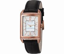Damen-Armbanduhr Celebrite Analog Quarz Leder
