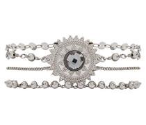 Damen-Manschetten Armbänder Edelstahl E18LMAGISI