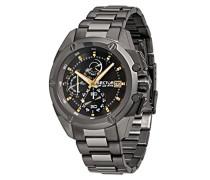 Herren - Armbanduhr 950 Chronograph Quarz Edelstahl R3273981004