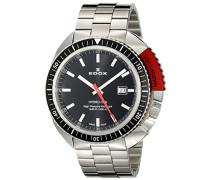 Herren-Armbanduhr  HYDRO SUB Analog Quarz Leder 53200 3NRM NIN