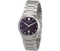 Victorinox Damen-Armbanduhr XS Classic Analog Edelstahl 241522
