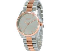Jet Set Damen-Armbanduhr Sight Analog Quarz Edelstahl J62506-652
