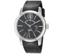 Herren-Armbanduhr METRO - Lifestyle Analog Automatik Leder 105.01.02