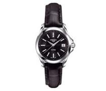 Certina Damen-Armbanduhr XS Analog Quarz Leder C004.210.16.056.00