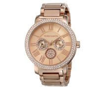 Damen-Armbanduhr Analog Quarz Edelstahl VC-5000RGRG