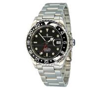Herren-Armbanduhr XL Diver Analog Automatik Edelstahl 17572.2137