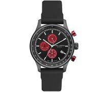 Herren-Armbanduhr LW33 Analog Quarz Silikon 133CBBS