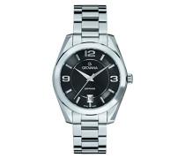 unisex-Armbanduhr Analog Quarz Edelstahl 5081.1137