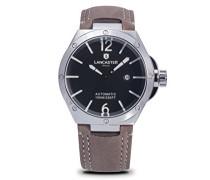 Italy - Herren -Armbanduhr OLA0670L/SS/NR/MR