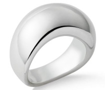 Damen-Ring 925 Sterling-Silber hochglanzpoliert MSM038RO