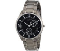 Regent Herren-Armbanduhr XL Analog Quarz Titan 11090290