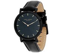 -Damen-Armbanduhr-Blau Zifferblatt-144CBBLL
